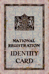 National Registration Identity Card